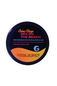 Crème Visage Prévention 1ères rides Sex On The Beach